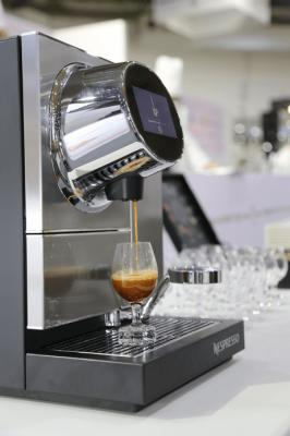 Nespresso launch Momento system at HORECA